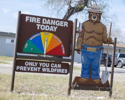 Kleberg County burn ban