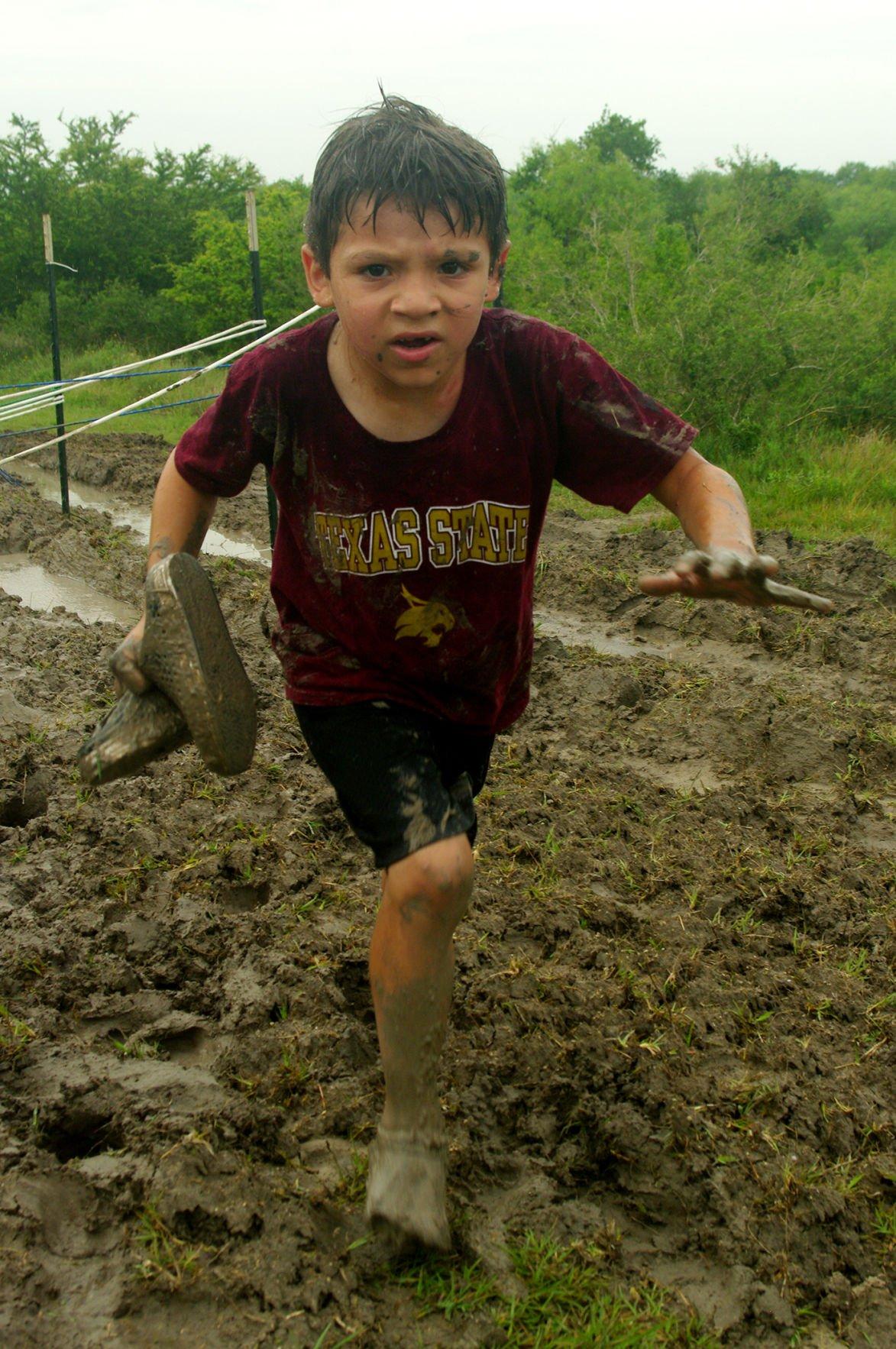 Second Annual Junior Mud Run