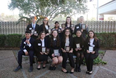 Kaufer BPA students headed to state