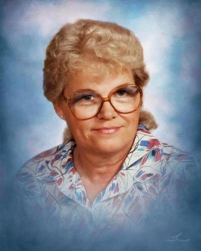 Shirley Jean Taylor