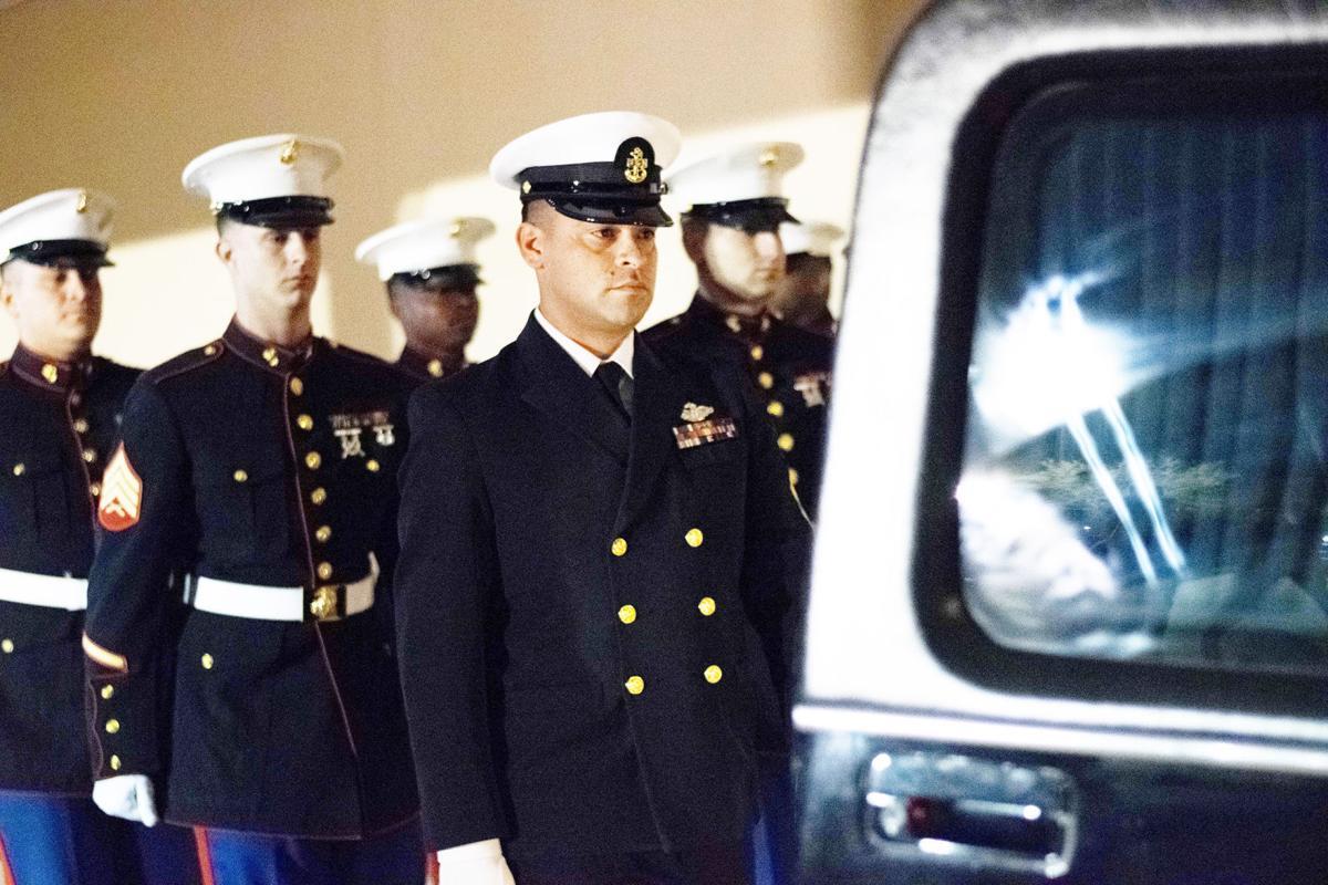 Kingsville mourns fallen Marine
