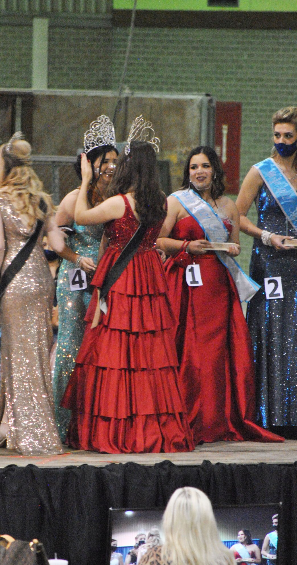 Three new queens take the crown