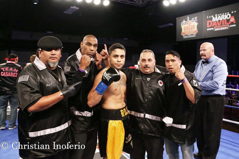 Omar Rojas gets first-round knockout in latest fight - The ...