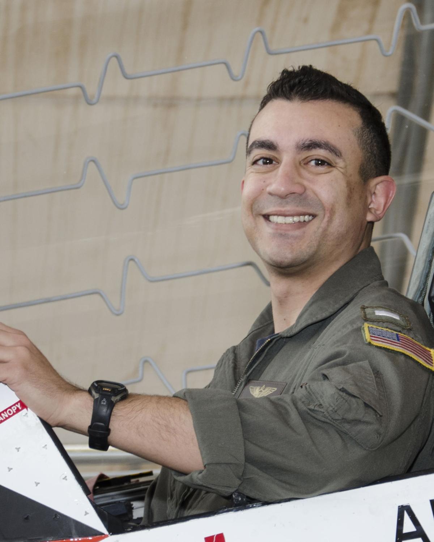 Lt. j.g. Alberto D. Guerrero