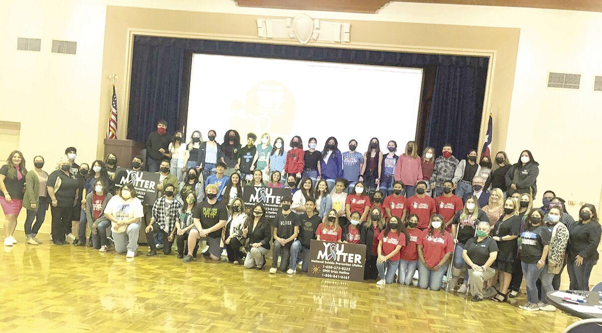 Suicide Prevention Symposium promotes awareness, proactive actions to area students