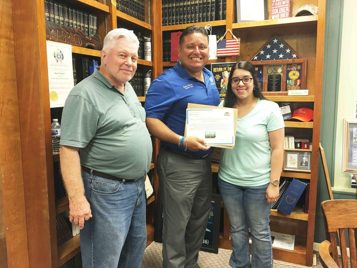 Kleberg County Proclamation