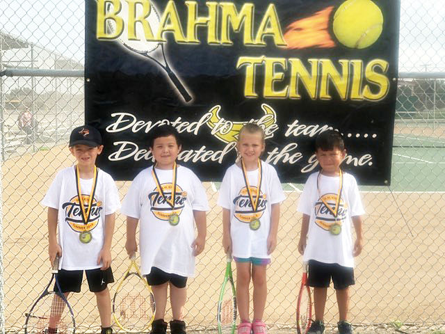 2019 HMK Tennis Camp