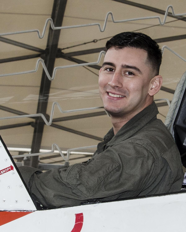 1st Lt. Joshua G. Falgoust