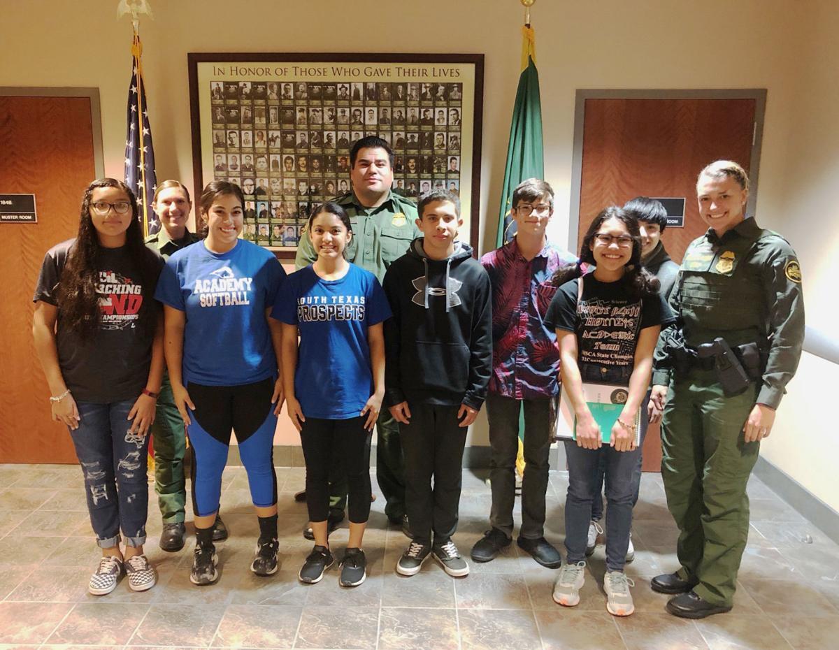 Kingsville Border Patrol Station Explorer Program