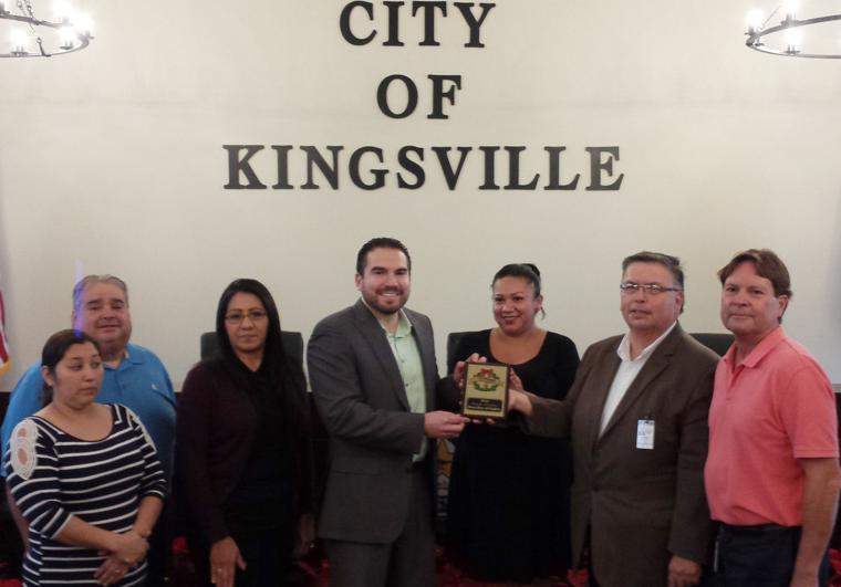 La Posada De Kingsville Parade Of Lights Winners Announced The