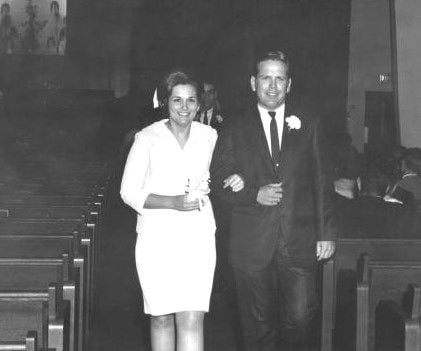 Phillip Morris Atkins and Donna Kay (Griffith) Atkins