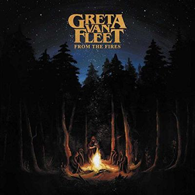 """""""From The Fires"""" by Greta Van Fleet"""
