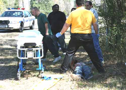 Two Injured In Monday Afternoon Auto Crash