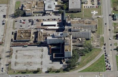 contractor to tear down old baptist hospital in beaumont local