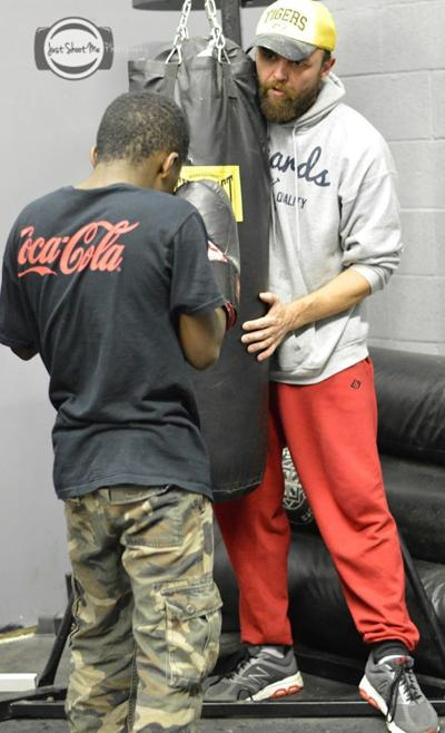 Local non-profit uses boxing to reach local youth