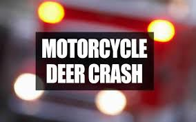 Sedalia man seriously injured when deer crashes into his bike