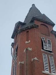 Moberly church struck by lightning