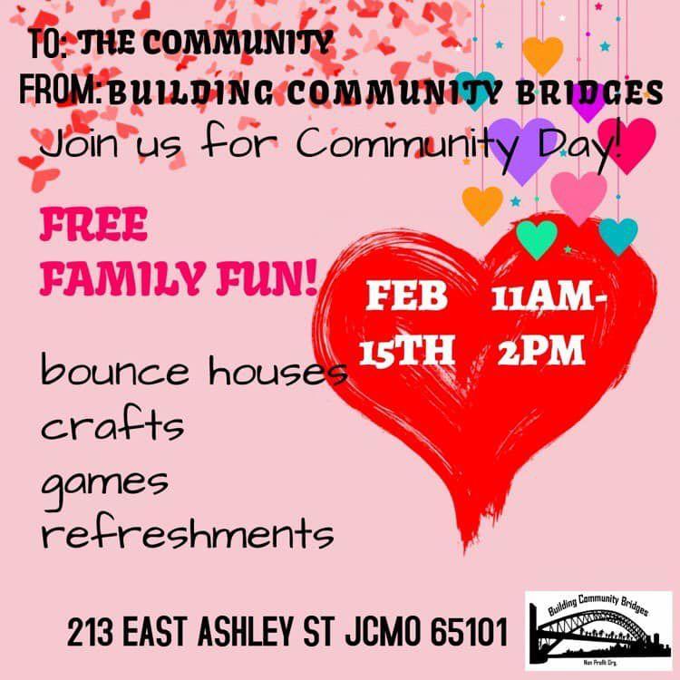 BCB Valentine-themed Community Day