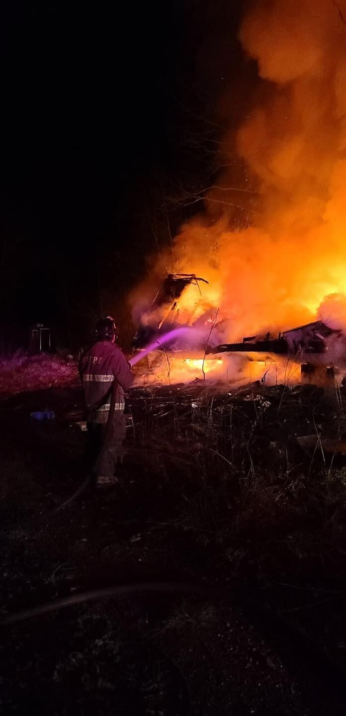 Doolittle Rural Fire Protection District asks for help finding serial arsonist