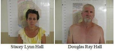 Morgan Co woman sentenced for having meth near her children