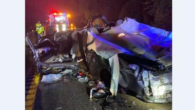 Two seriously injured when their disabled truck is hit by another driver near Rolla