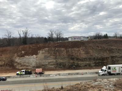 Highway-54 reopens to traffic before the weekend