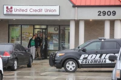 Columbia bank robbed at gunpoint