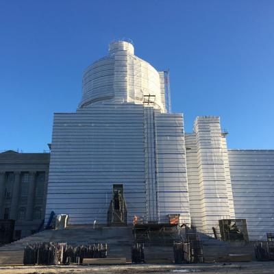 Tax credit for historic state capital buildings moves to House floor
