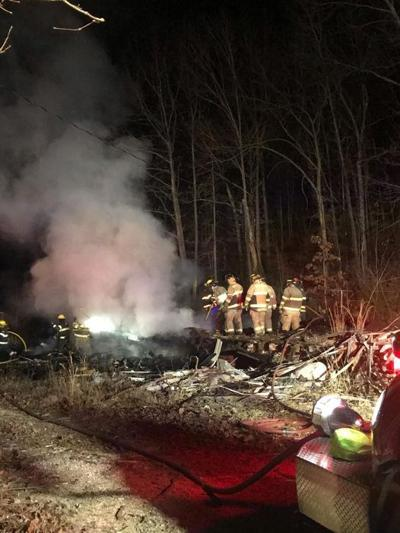 Phelps County mobile home destroyed by arson fire