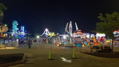 Shots fired at Jefferson City mall carnival