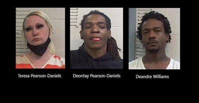 Three Sedalia residents arrested after large amount of fentanyl is found in their home