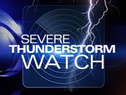 Thunderstorm watch in effect for all of mid-Missouri