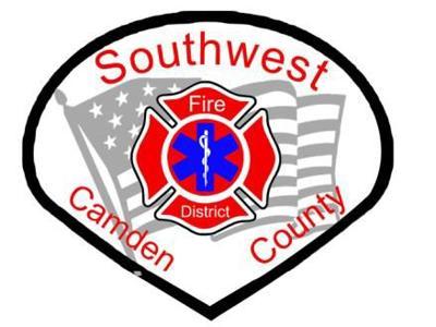 Roadside arsonist sought in Camden Co