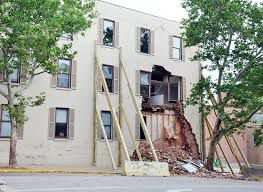 Downtown JC collapsed building awaits response to demolition permit