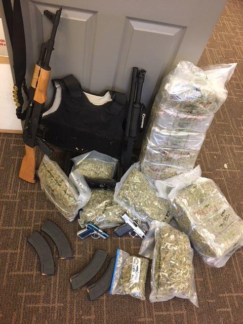 Drug bust in Cole County | Newsroom | kjluradio com