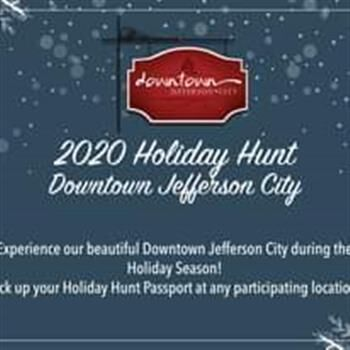 2020 Downtown Holiday Hunt in Jefferson City