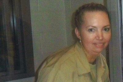 Execution halted for woman on death tied to a gruesome Missouri murder