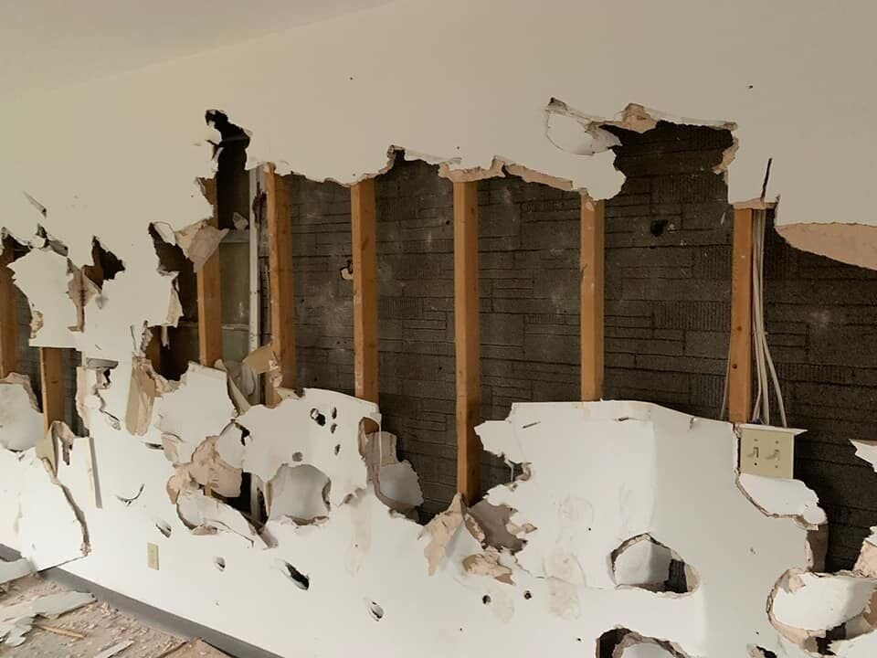 Vandals target historical African-American church in Callaway County