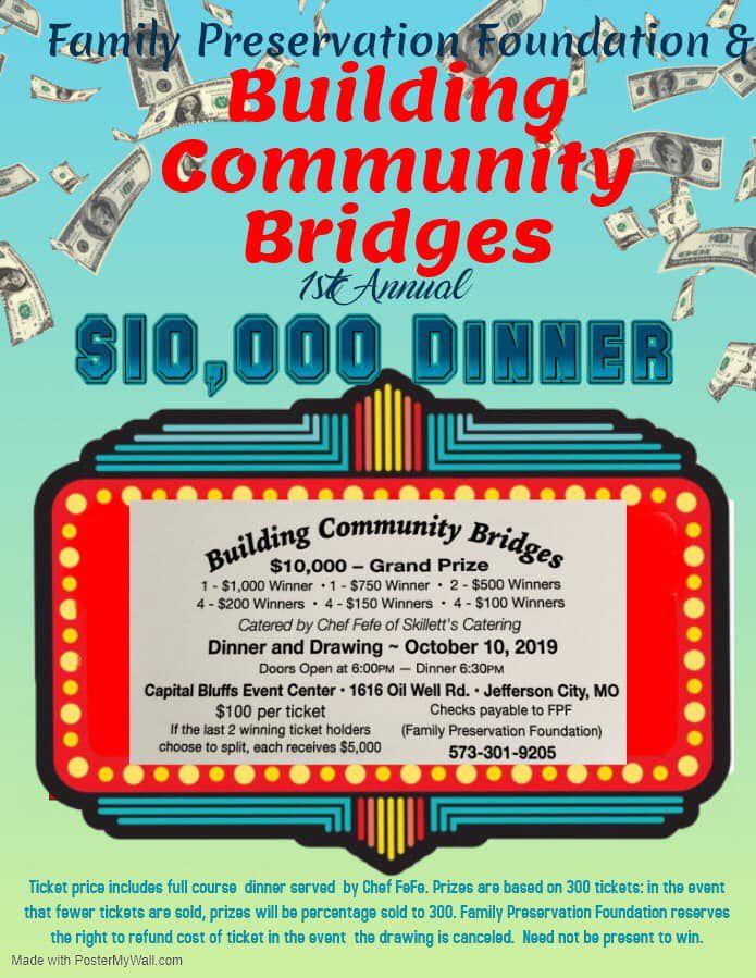 BCB 1st Annual $10,000 Dinner