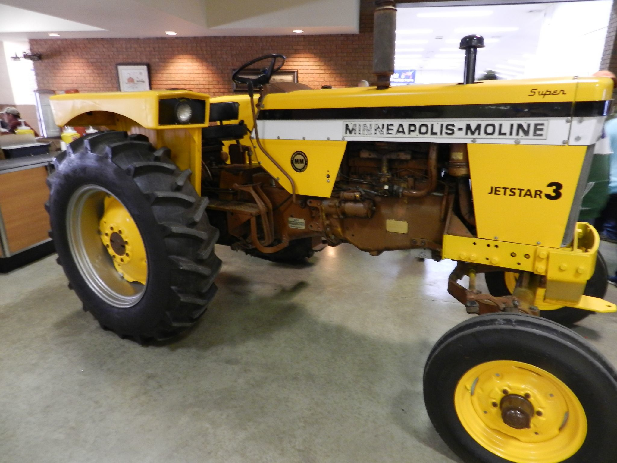 Wanted:  Minneapolis Moline Jet Star or U302 Tractor image 1