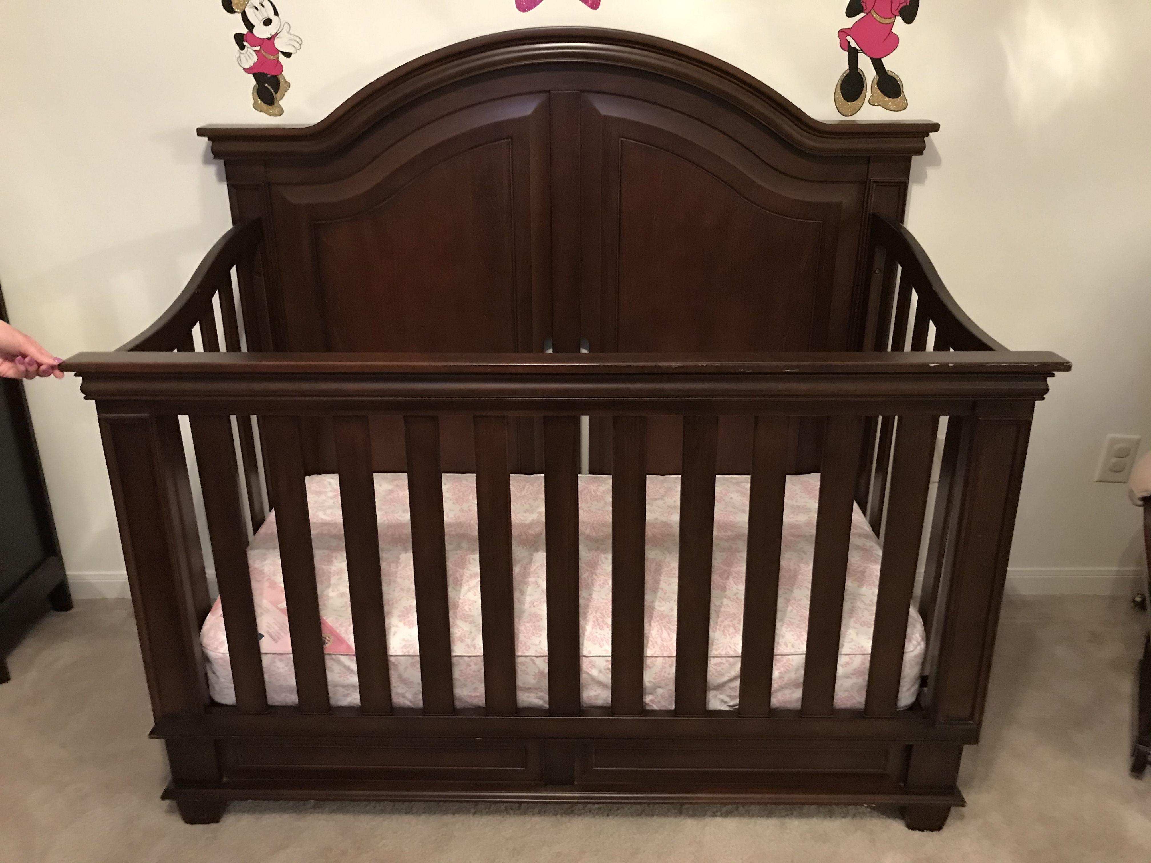 Crib / Toddler Bed image 1