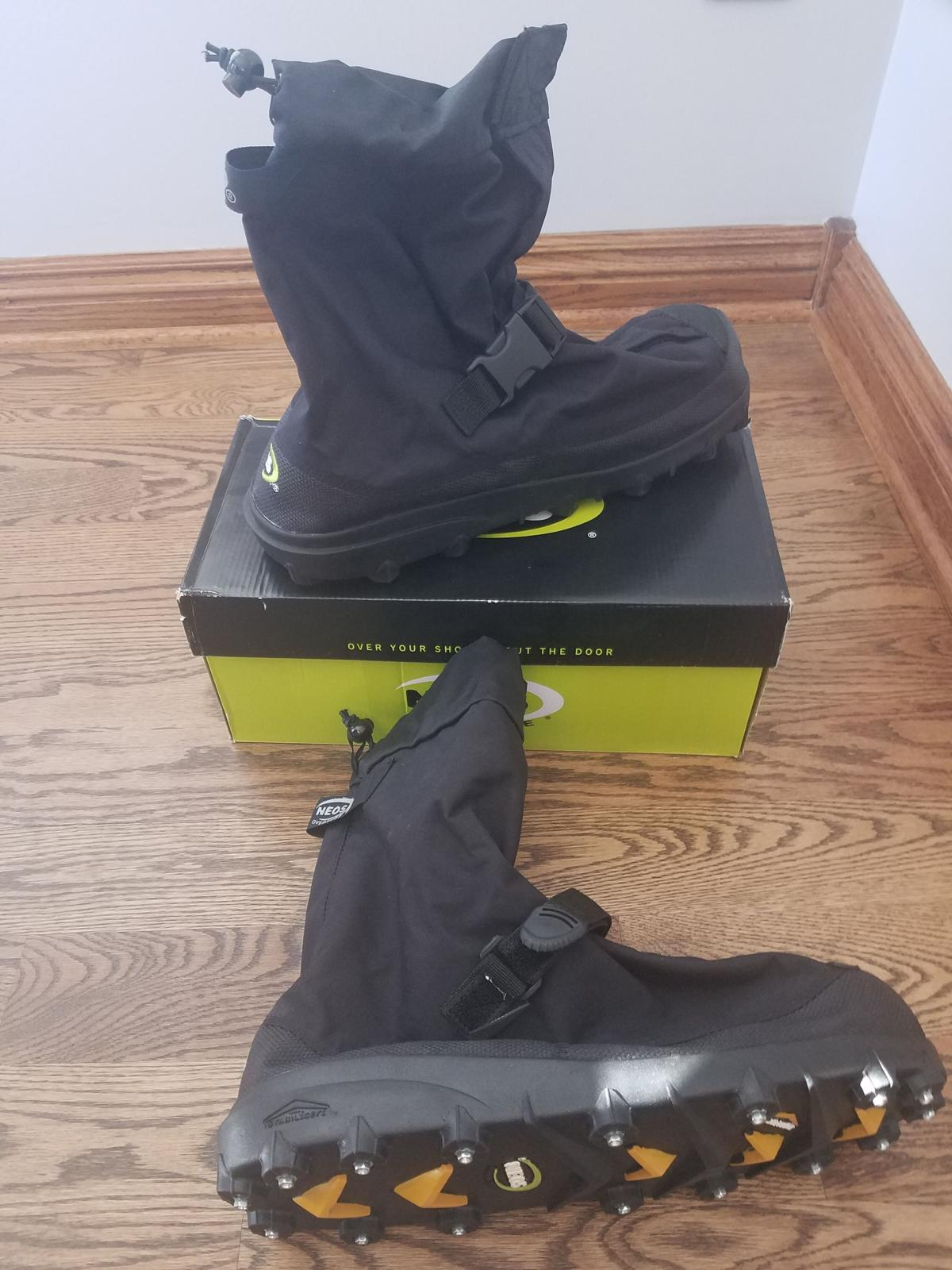Men's over boots-$40.00 OBO image 1