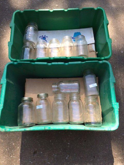 Free canning jars image 1