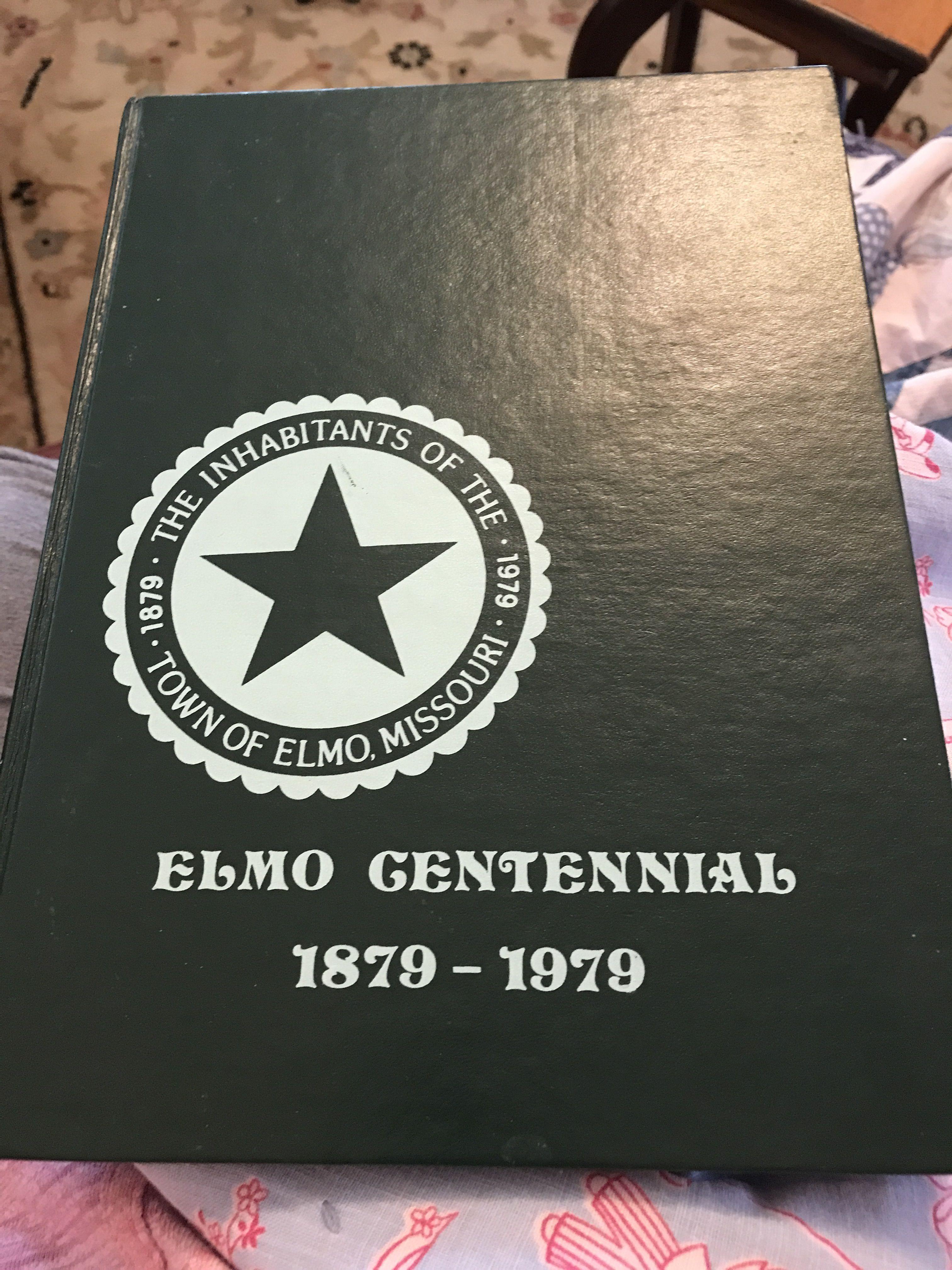 Elmo, Missouri Centennial Book image 1