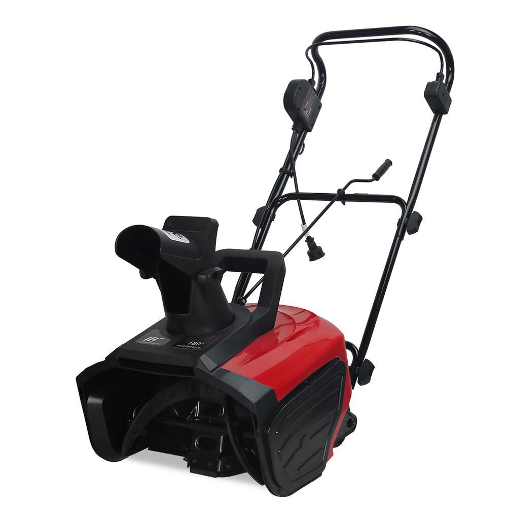 SNOWBLOWER,   electric,   new,   18 inch. image 1