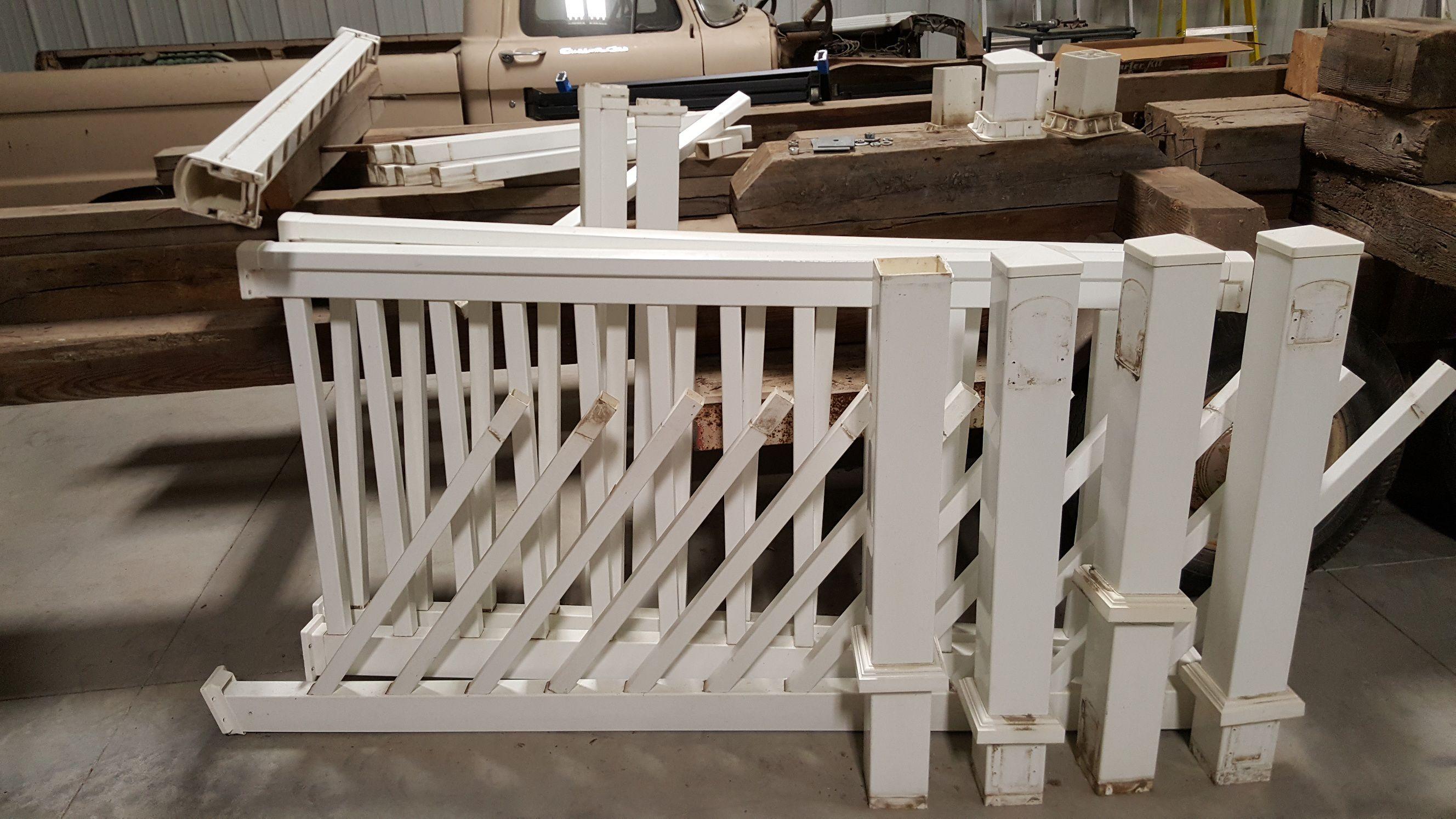 FREE Porch Railing image 1