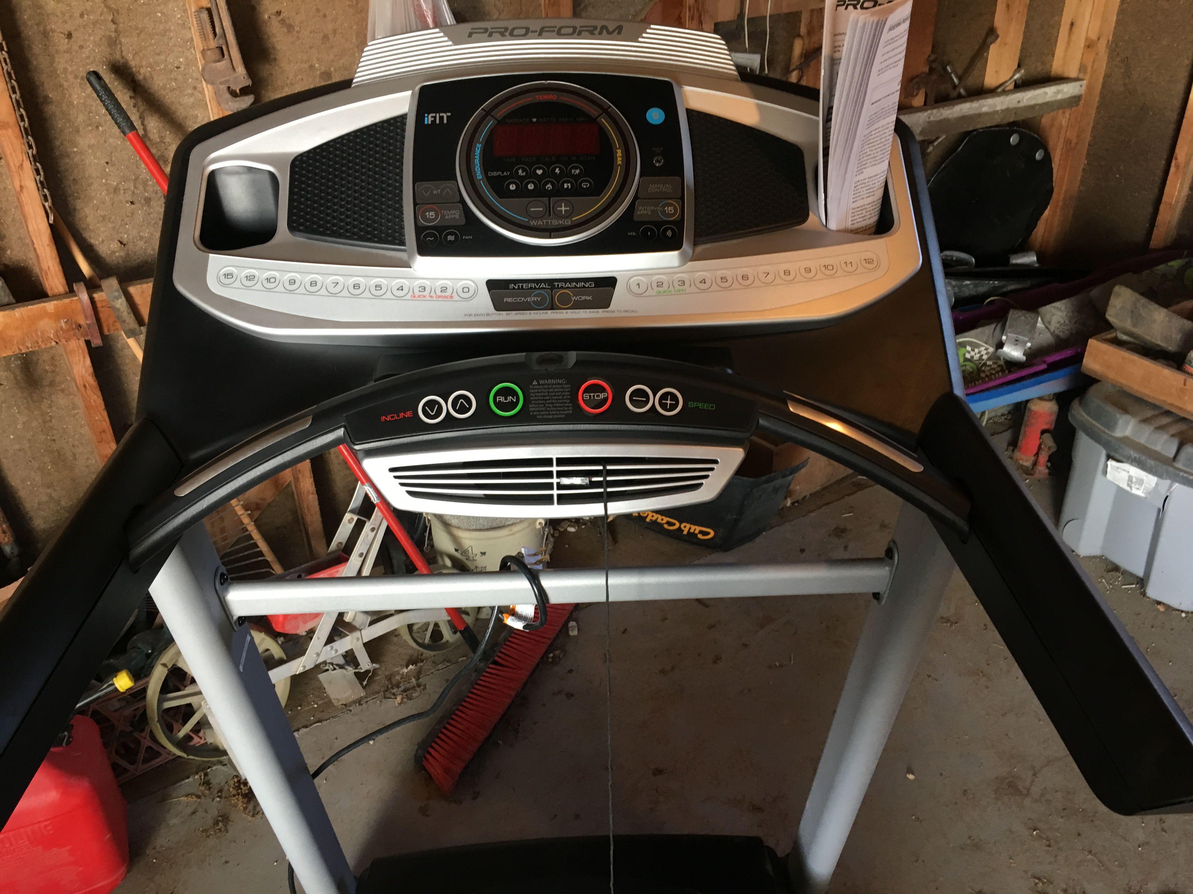 Treadmill image 1