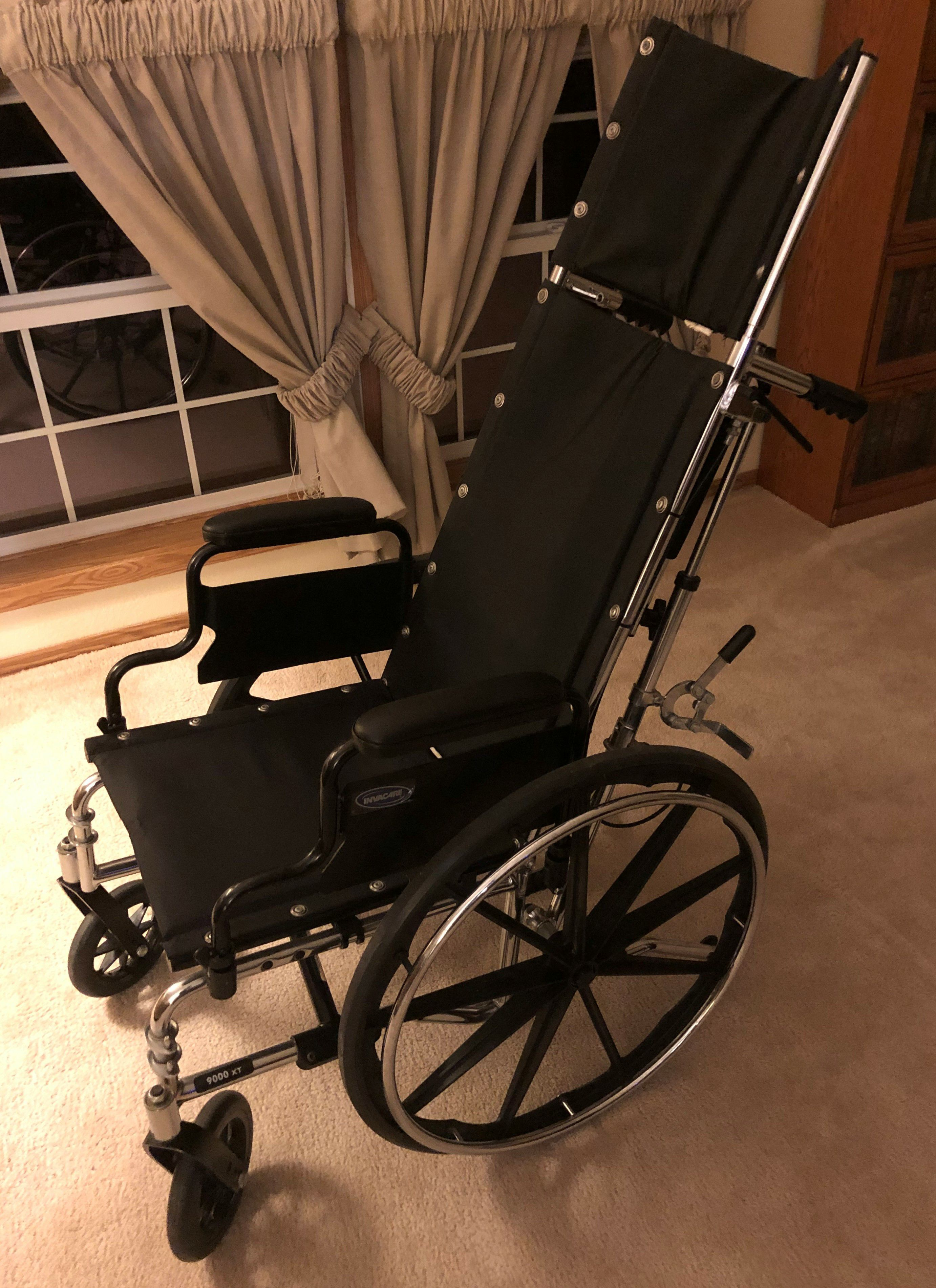 Wheel Chair image 1