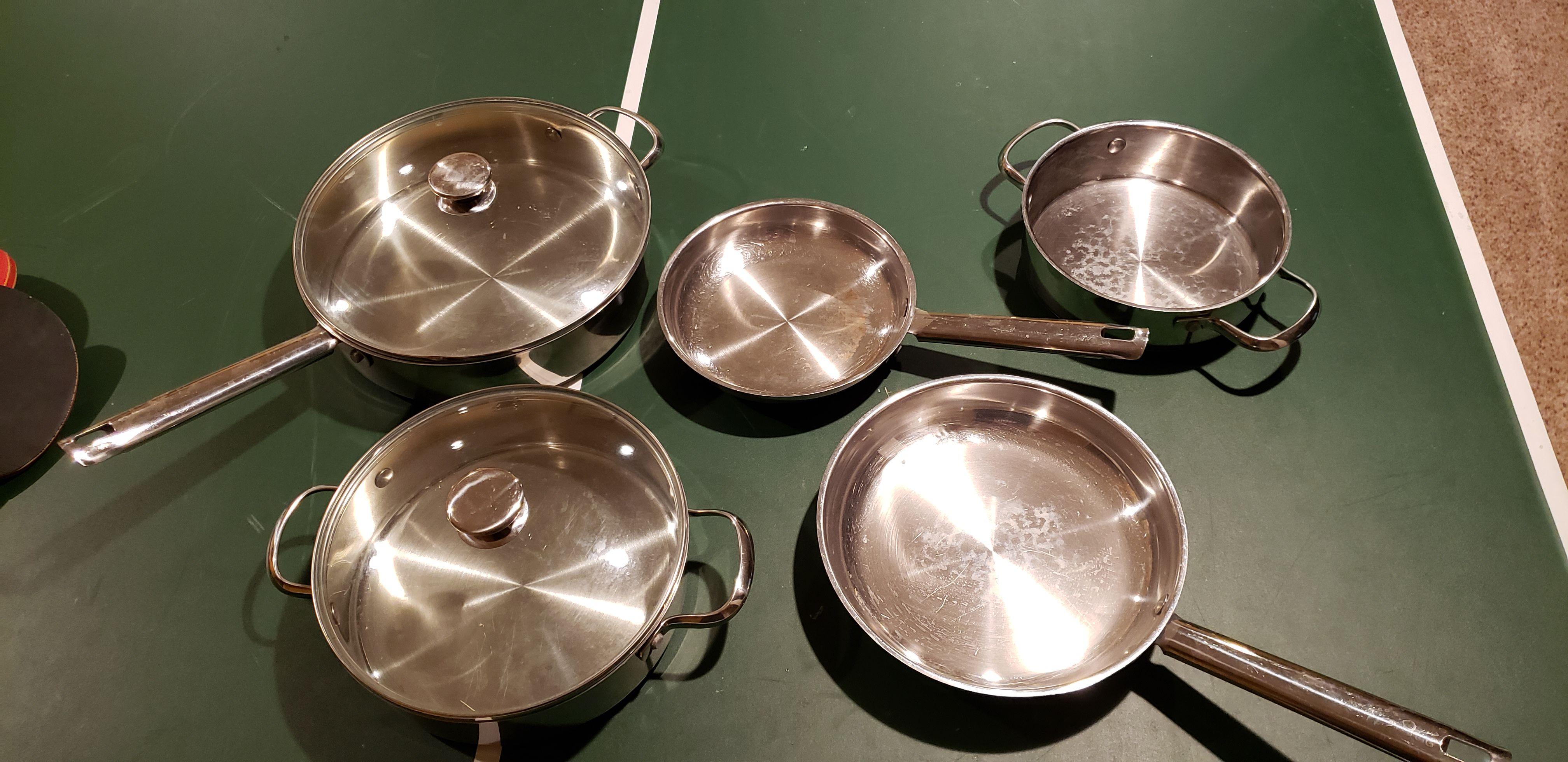 Set of Pans image 1