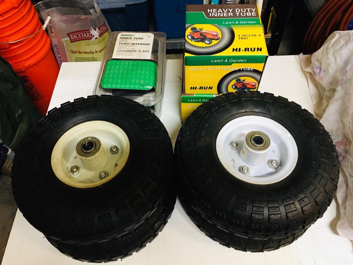 Pneumatic Tires image 1